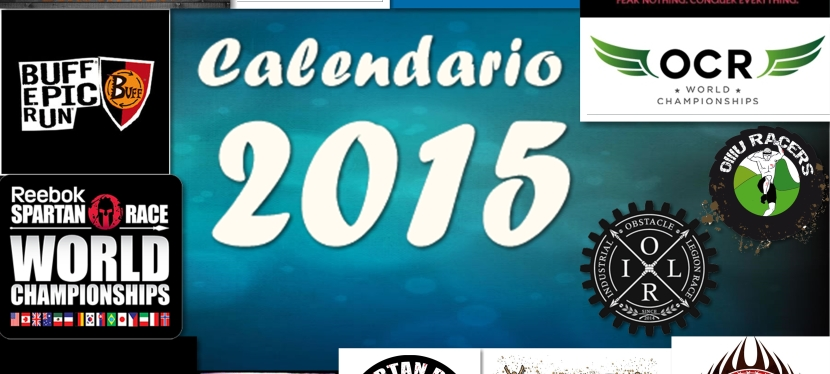 CALENDARIO CARRERAS 2015