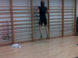 sentadilla + salto