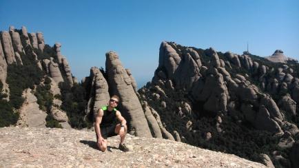 Mongròs en Montserrat