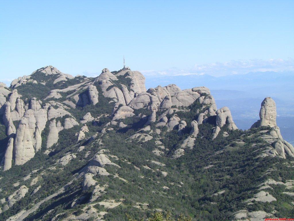 Montserrat la mola llu s barb - Tiempo olesa de montserrat ...