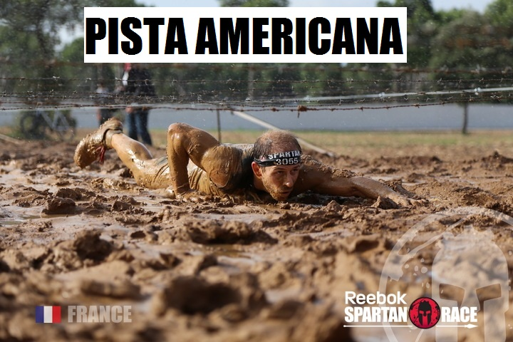 PISTA AMERICANA