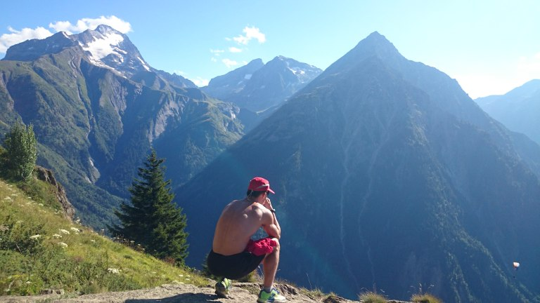 primers ascensos muntanya Deux Alps cap el Diable (4)