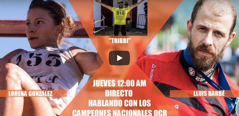 ENTREVISTA CAMPEONES DE ESPAÑAOCR